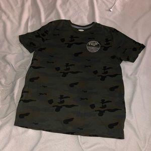 Old Navy Camo Shirt
